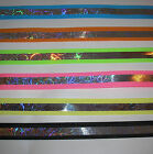 "5 yards of Razzle 7/8"" Wide Offray Grosgrain Ribbon -6 Assorted Colors Available"