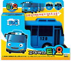 """Little Bus TAYO Character/4"""" Toy 12 cars Pull-Back & Go/Korean Animation Figure"""