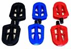 "KIDS CHILDREN`S BICYCLE/BIKE 9/16"" PEDALS- Blue, Back or Red"