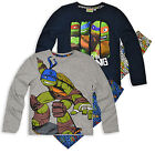 Boys Teenage Mutant Ninja Turtles PJ Set New Kids Nightwear Pyjamas Age 3-8 Year