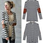 New Autumn Women Long Cardigan Coat Long Sleeve Casual Loose Sweater Jacket
