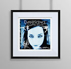 EVANESCENCE BAND FALLEN SIGNED CD AUTOGRAPH POSTER PRINT PHOTO ALBUM GIFT