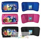 Disney Inside Out Wallet Kids Coin Purse Tri-Fold Bag Girls Licensed (1pc)