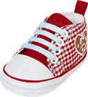 Playshoes Baby Canvas sneakers Country house Love