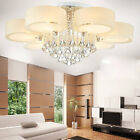 NEW Acrylic Chandelier Ceiling 3/5/7 Lights Ceiling Pendant Lamp Lighting 1288H