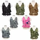 NcStar VISM CTVC2916 Kids Children Size Cross Draw Tactical Combat Hunting Vest