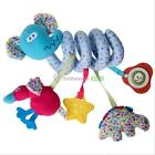 Music Animal Handbells Developmental Toy Bed Crib Car Pram Bells Rattle Soft Toy