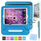 Kids ShockProof Safe Case Handle Cover Stand for iPad 2 3 4 iPad Air 1/2 Mini