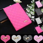 For iPad Air 2/ Mini Luxury Cute Bowknot Smart W/Sleep Leather Stand Case Cover