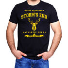 House Baratheon Storm's End Athletic Dept T-Shirt Game of Thrones Inspired