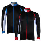 Kukaze Men's Fleece Thermal Winter Cycling Long Sleeve Jersey Bike Wear 2 Color