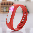 5 Colors Bluetooth Sport Tracker Smart Watch Bracelet for Android Samsung HTC