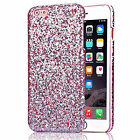 Luxury Ultra-thin Glitter Bling Hard PC Back Case Cover For iPhone 5S 6 6S Plus