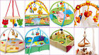 Baby Play Mat Blanket Activity Colouful Floor Playmat Cot Buggy Pram Mobile