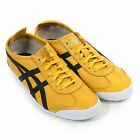 Onitsuka Tiger Men's Mexico 66 Leather Trainer Yellow / Black / Gold