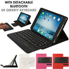 PU Leather Detachable Bluetooth Keyboard Case + Stand for Apple iPad Mini 4 3 2