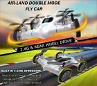 New Syma X9 6-Axis Gyro 3D Flips Fly & Drive RC Quadcopter Drone Flying Car