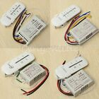 Wireless 1/2/3/4 Channel ON/OFF Remote Control Light Switch Receiver Transmitter