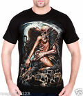 Rock Eagle T-Shirt Biker Skull mma Tattoo RE164 Sz M L XL XXL 3XL Heavy Metal