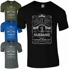 World's Best Husband T-Shirt Funny Fathers Day Dad Present Valentines Mens Gift