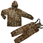 Military Tactical Rain Proof Bionic Camouflage Suit Clothes for Hunting Hiking