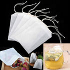 Lots 100Pcs Disposable Empty String Heat Seal Filter Paper Herb Loose Teabags