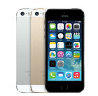 "Apple iPhone 5s GSM Factory Unlocked 4G LTE 16GB 4"" Touch ID 8MP iSight Camera"