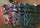 Vera Bradley Triple Zip Hipster 8 Prints Available NWT Retails for 58