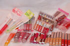 Assorted GAP pure lip gloss minis set juicy bites pops 100% color YOU CHOOSE