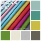 MAKOWER LINEA lots of colours - LINEN WEAVE PRINT 100% COTTON FABRIC quilting
