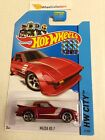 Hot Wheels * 2014 FACTORY SET * Mazda RX-7 #21 RED * J3
