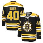 Reebok NHL Men's Boston Bruins Tuukka Rask # 40 Premier Jersey - Black