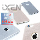 LUXURY BLING GLITTER Silicone Ultra Thin TPU Soft Gel CASE COVER For iPhone