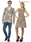 Adult A to Z Map Costume Mens Ladies Fancy Dress London Travelling...