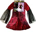 FREE USA SHIPPING - Girls Halloween 2pc Devil costume dress, NWT