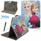 """Universal Leather Case with Stand For 7"""" Tablet Nextbook/RCA/Visual Land/Samsung"""