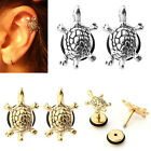 2x Stainless Steel Turtle Barbell Ear Cartilage Helix Stud Bars Earring Piercing