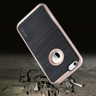 Rose Gold Slim Shockproof Hybrid Hard Protective Case Cover For iPhone 6 6S 4.7