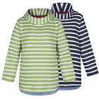 Regatta Womens Cowl Neck Top Clementine Cotton Ladies Casual Jersey £18.99 Only