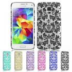 Baroque Collection Pattern Slim Hard Back Case Cover for Samsung S4 Mini *SALE*