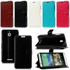 For HTC Desire 510 Leather Smart Stand Folding Flip Case Cover Skin Stylish New