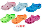 WOMEN'S LADIES SLIP ON RUBBER WATER GARDEN OUTDOOR CLOGS SANDALS Sz 6 - 11