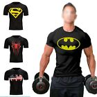 Hot Summer Costume 3D Printing Clothing Short Sleeve Sport Gym Mens T-shirt Tops