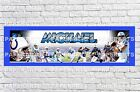 Personalized Indianapolis Colts Name Poster with Border Mat Wall Custom Banner $16.0 USD on eBay