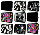 """10"""" New Sleeve Bag Case Pouch For 9.7""""- 10.1"""" Netbook Laptop Tablet iPad PC"""