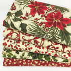 MODA Christmas fabric, Let it glow 100% cotton fat quarters & fat quarter bundle