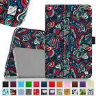 Verizon Ellipsis 8 4G LTE Tablet Kids Book Folio Premium Leather Case Cover