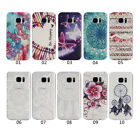 New For Samsung Galaxy S7 Edge&A5(2016) Pattern TPU Light Ultra-Thin Case Cover