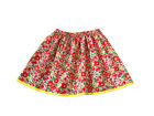 Girl's Liberty of London Handmade Summer Cotton Skirt in Betsy S Fabric
