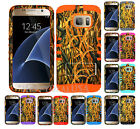 KoolKase Hybrid Silicone Cover Case for Samsung Galaxy S7 - Camo Mossy 11